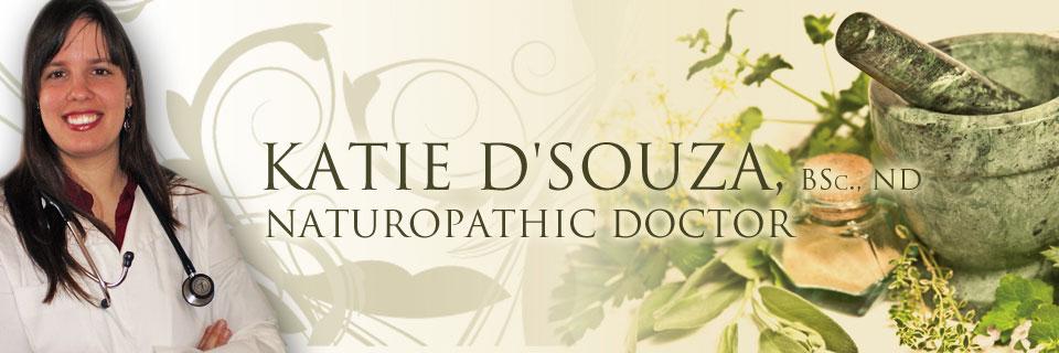 Milton Naturoparth Dr. Katie D'Souza